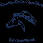 Logo Ecurie de la Teoulere Karine Feral